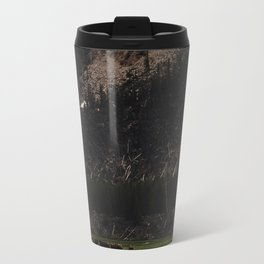 Buffalo in the Meadow Travel Mug
