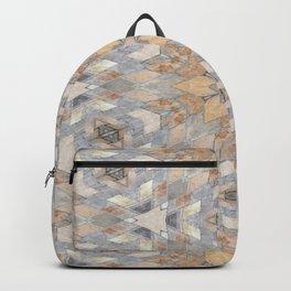 The Alamo Wall Kaleidoscope 6394 Backpack