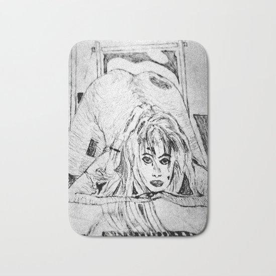 Spoon (College Art) Bath Mat