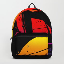 Excavator Sun Backpack