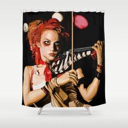 Emilie Autumn Shower Curtain