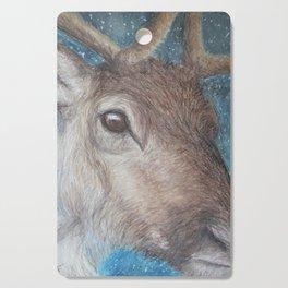 Reindeer (Rangifer tarandus) Cutting Board