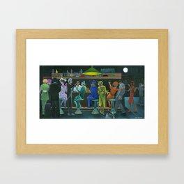 SPEAKEAZY Framed Art Print