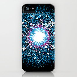 Gaming Supernova - AXOR Gaming Universe iPhone Case