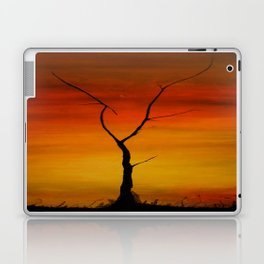 contemplacion del silencio Laptop & iPad Skin