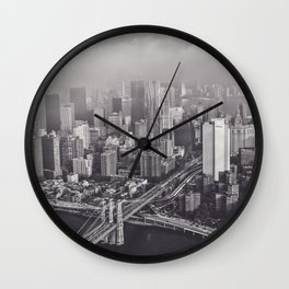 New Vintage City Wall Clock