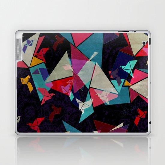 Origami Flight Laptop & iPad Skin