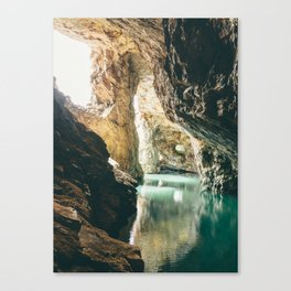 The Mine Canvas Print