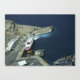 Crete, Greece 10 Canvas Print