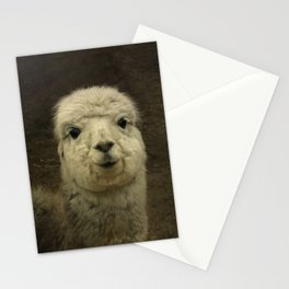Alpaca  Stationery Cards