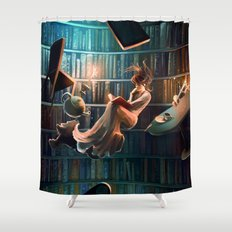 Need more than one life Shower Curtain