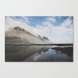 Iceland series #1 Canvas Print