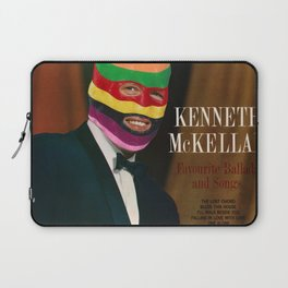 Favourite Ballads and Songs Laptop Sleeve
