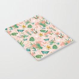 Endangered Wilderness - Blush Pink Notebook
