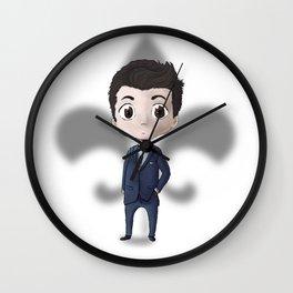 Elijah- The Sylish Original Wall Clock