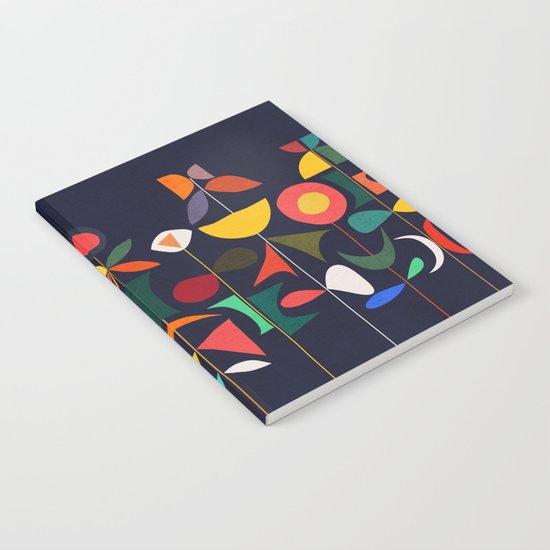 Klee's Garden Notebook