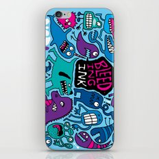 More Monsters iPhone Skin