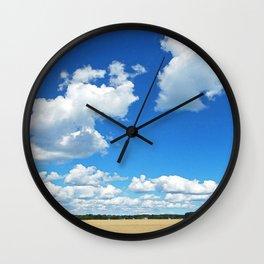 Big Sky Wall Clock