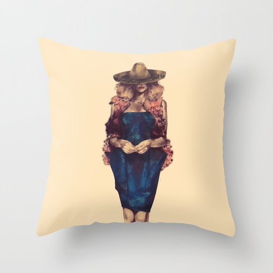 Bellclass Throw Pillow