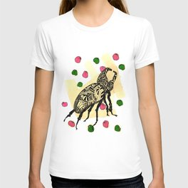 The Ornated Beetle T-shirt