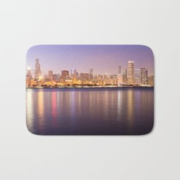 Sweet Dreams Chicago Bath Mat