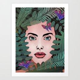 Belladonna Art Print