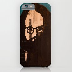 Who stood before you speechless — Allen Ginsberg iPhone 6s Slim Case