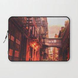 New York City Alley Laptop Sleeve