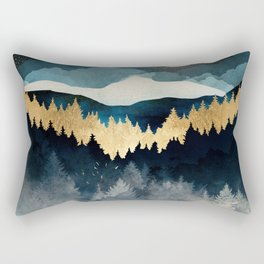 Indigo Night Rectangular Pillow