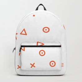 Happy Particles Backpack