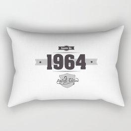 Born in 1964 Rectangular Pillow