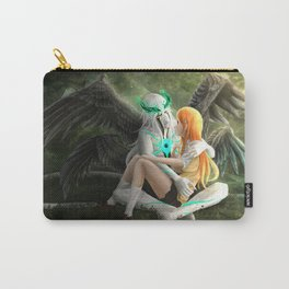 hold on to my heart Carry-All Pouch