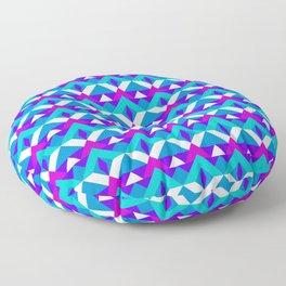 Angel's Geometric Pattern Floor Pillow