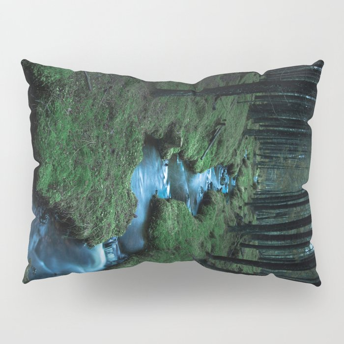 Moody Forest Pillow Sham