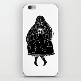 The Clairvoyant iPhone Skin