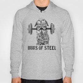 Buns of Steel Hoody