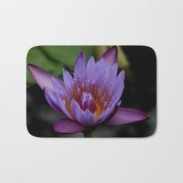 Egyptian Lotus Bath Mat