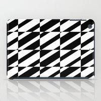 grid iPad Cases featuring Grid by Laura Maria Designs