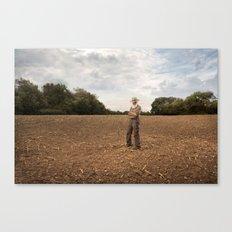 Farmer 2 Canvas Print