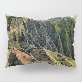 Na' Pali Spires, Kauai, Hawaii  Pillow Sham