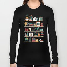 The shelf Long Sleeve T-shirt