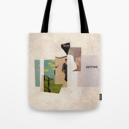 new setting Tote Bag
