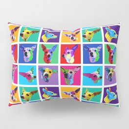 Maggie Warholed Pillow Sham
