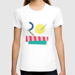 Memphis Series 04 T-shirt