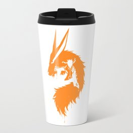 Naruto & Kurama Travel Mug