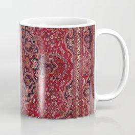 Antique Persian Rug Coffee Mug