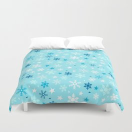 Let it snow! Duvet Cover