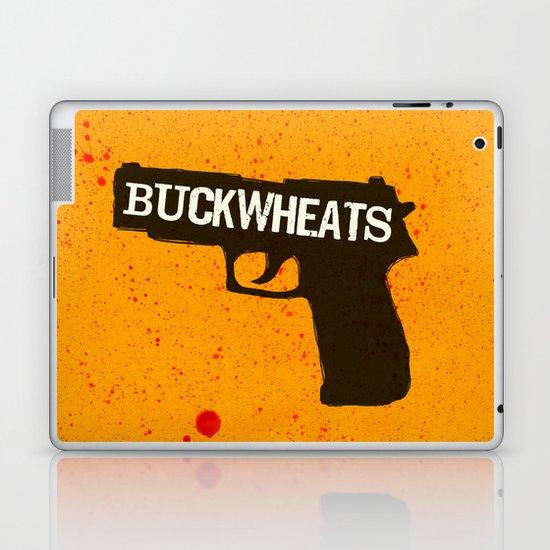Buckwheats Laptop & iPad Skin