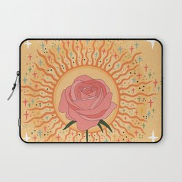 Protected by the golden light Laptop Sleeve
