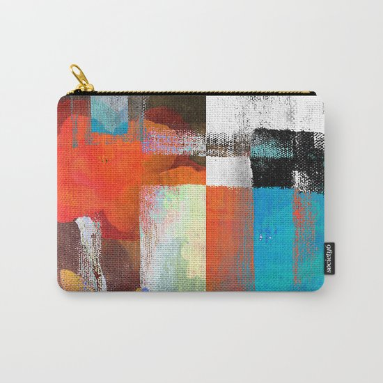 wallflowers Carry-All Pouch